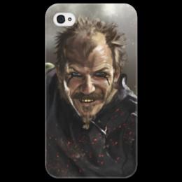 "Чехол для iPhone 4/4S ""Викинги. Флоки."" - история, викинги, vikings, путь воина, флоки"