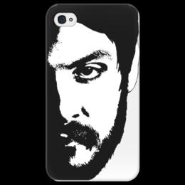 """Чехол для iPhone 4/4S """"Даниэль Мэдисон"""" - в подарок, оригинально, чехол, даниэль, мэдисон, кардист"""