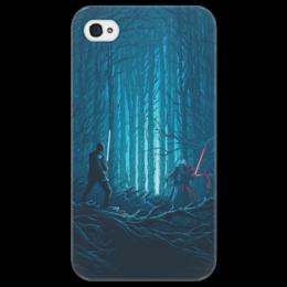 """Чехол для iPhone 4/4S """"Звездные войны"""" - звездные войны, фантастика, кино, дарт вейдер, star wars"""