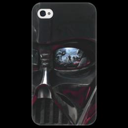 """Чехол для iPhone 4/4S """"Звездные войны"""" - звездные войны, кино, дарт вейдер, фантастика, star wars"""