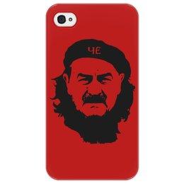 "Чехол для iPhone 4/4S ""Черчесов"" - че гевара, russia, россия, футбол, черчесов"