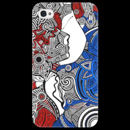 """Чехол для iPhone 4/4S """"""""Чувства и разум"""""""" - арт, выделяйся из толпы, новинки"""