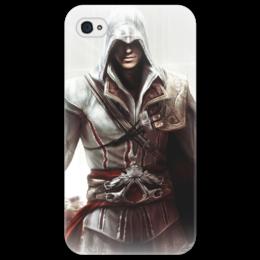 "Чехол для iPhone 4/4S ""Ассасин"" - оригинально, assassin's creed"