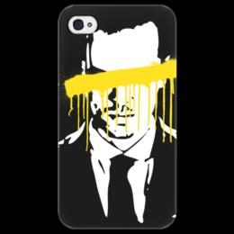 "Чехол для iPhone 4/4S """"Moriarty"""" - мориарти, sherlock, шерлок, moriarty"