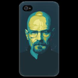 "Чехол для iPhone 4/4S ""Breaking Bad"" - breaking bad, mr white, walter, во все тяжкие, уолтер уайт"