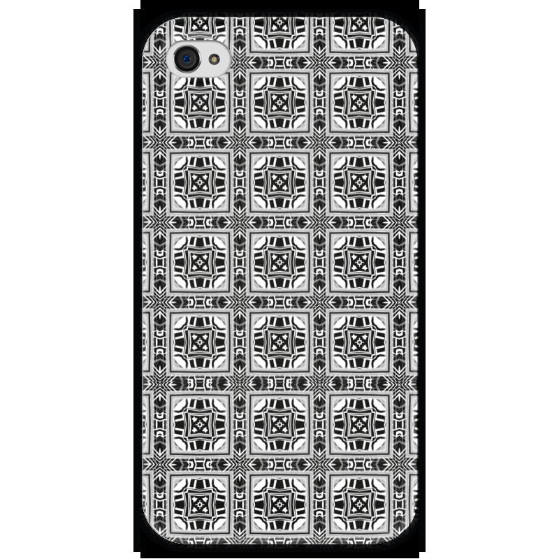 Чехол для iPhone 4 глянцевый, с полной запечаткой Printio Hkkknmnm200056 чехол для iphone 4 глянцевый с полной запечаткой printio эфиопка