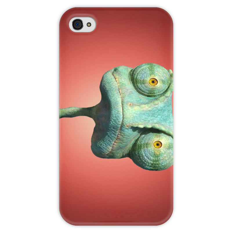 Чехол для iPhone 4 глянцевый, с полной запечаткой Printio Ранго чехол для iphone 4 глянцевый с полной запечаткой printio supreme