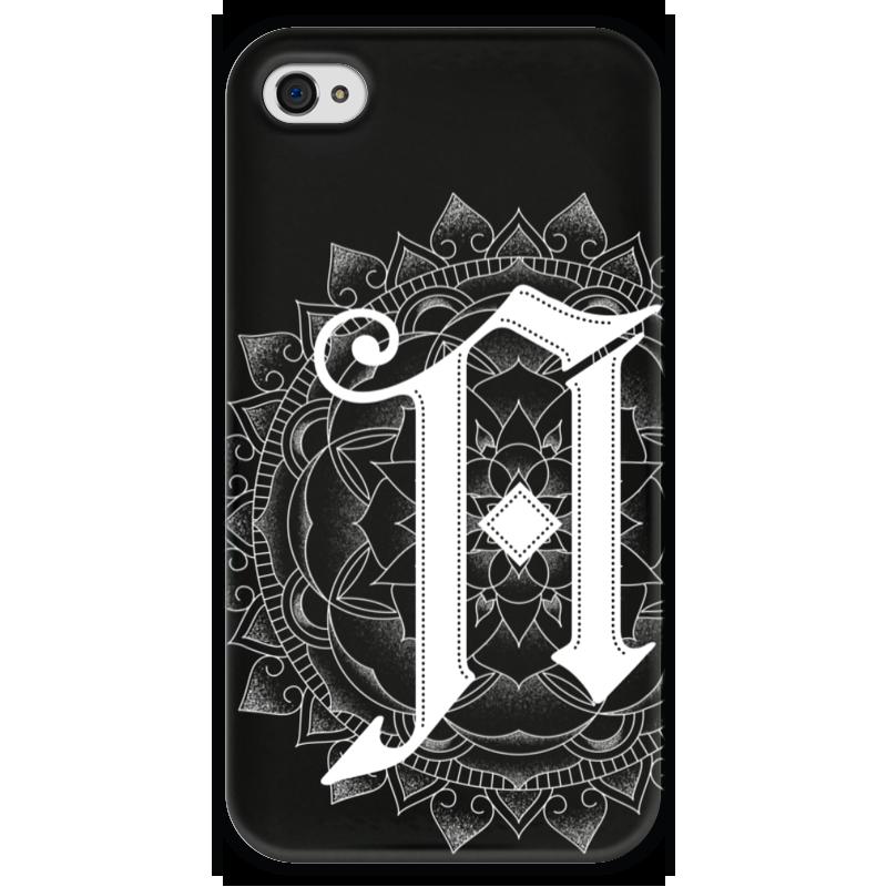 Чехол для iPhone 4 глянцевый, с полной запечаткой Printio Architects чехол для iphone 4 глянцевый с полной запечаткой printio челси