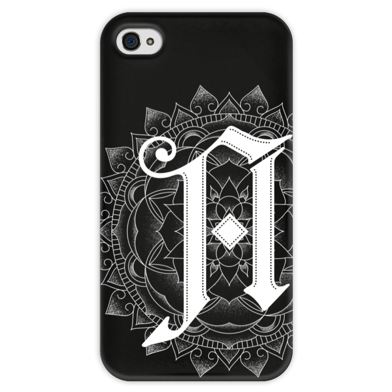 Чехол для iPhone 4 глянцевый, с полной запечаткой Printio Architects чехол для iphone 4 глянцевый с полной запечаткой printio supreme