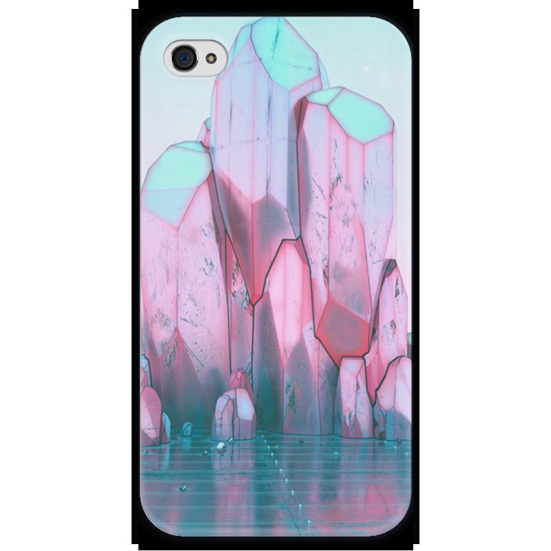 Чехол для iPhone 4 глянцевый, с полной запечаткой Printio Imagine dragons thunder dragons фигурка toothless сидящий