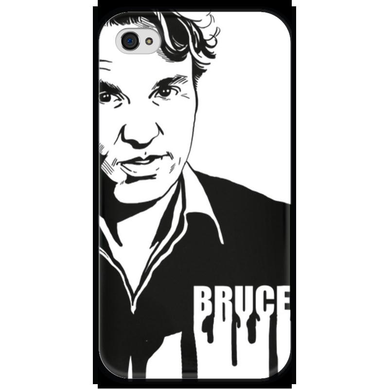 Чехол для iPhone 4 глянцевый, с полной запечаткой Printio Халк (hulk) чехол для iphone 4 глянцевый с полной запечаткой printio эфиопка