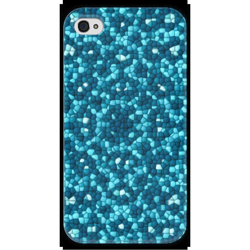Чехол для iPhone 4 глянцевый, с полной запечаткой Printio Fleeting чехол для iphone 4 глянцевый с полной запечаткой printio иллидан
