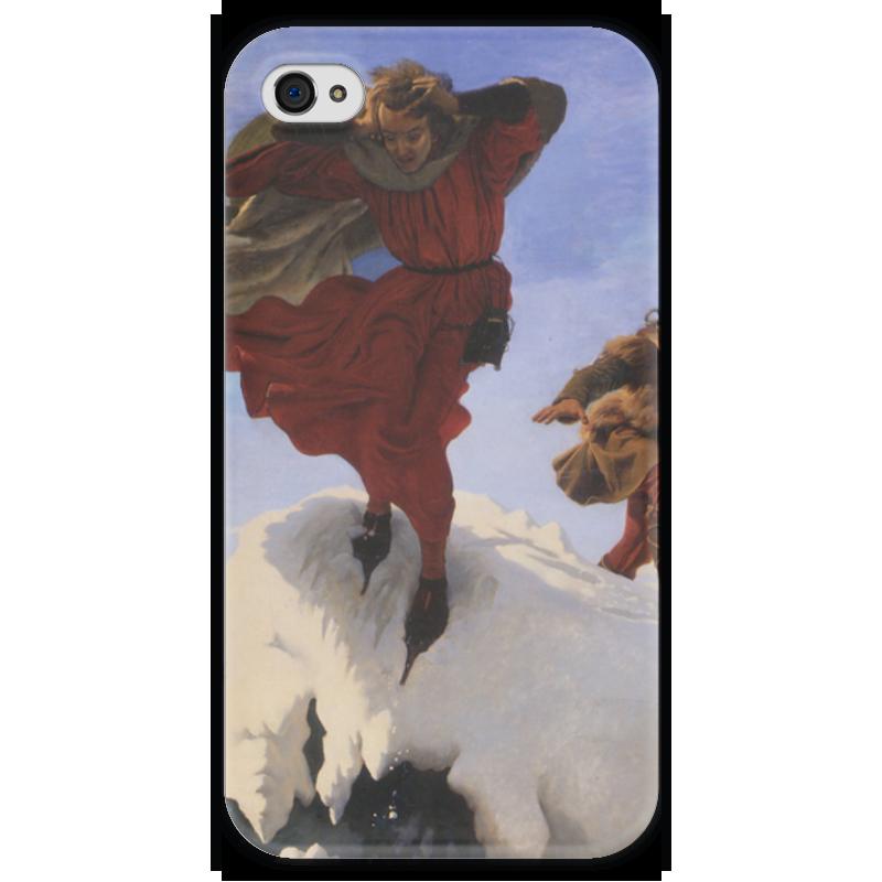 Чехол для iPhone 4 глянцевый, с полной запечаткой Printio Манфред (форд браун) форд мондео дизель в белоруссии