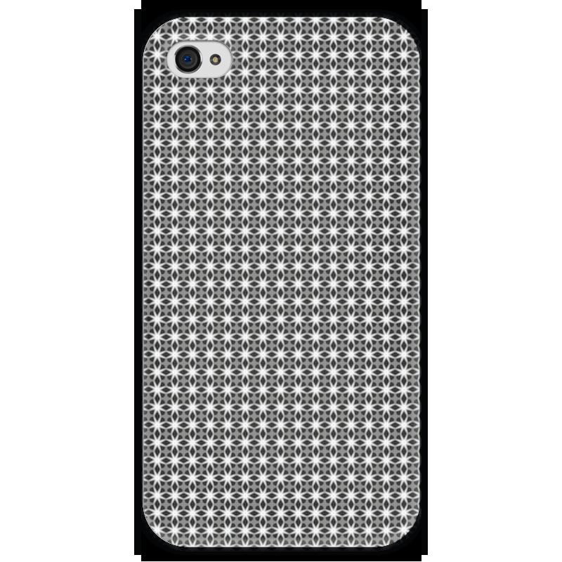 Чехол для iPhone 4 глянцевый, с полной запечаткой Printio Valentine чехол для iphone 4 глянцевый с полной запечаткой printio пиво