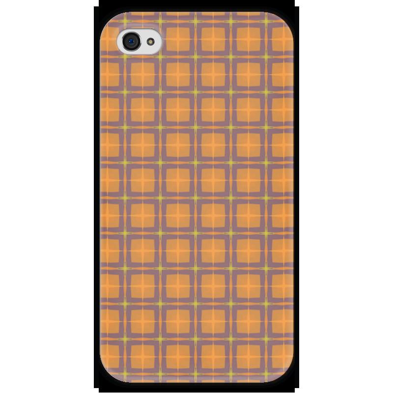 Чехол для iPhone 4 глянцевый, с полной запечаткой Printio Колыбельная чехол для iphone 4 глянцевый с полной запечаткой printio челси