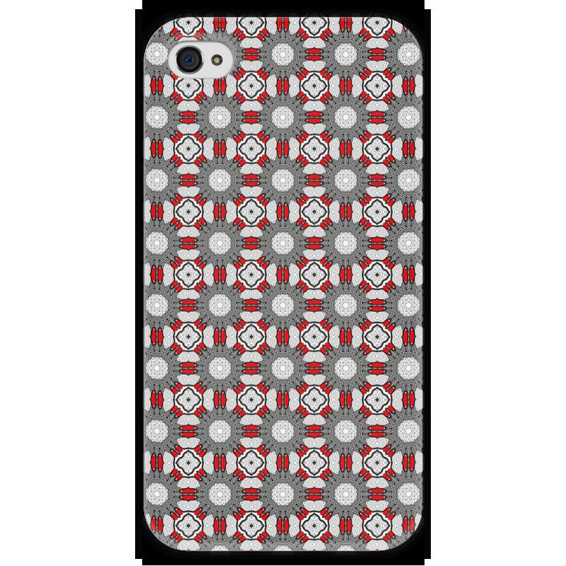 Чехол для iPhone 4 глянцевый, с полной запечаткой Printio Jjov8111 чехол для iphone 4 глянцевый с полной запечаткой printio эфиопка