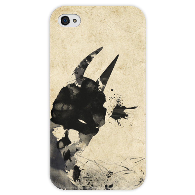 Чехол для iPhone 4 глянцевый, с полной запечаткой Printio Бэтмен чехол для iphone 4 глянцевый с полной запечаткой printio бэтмен