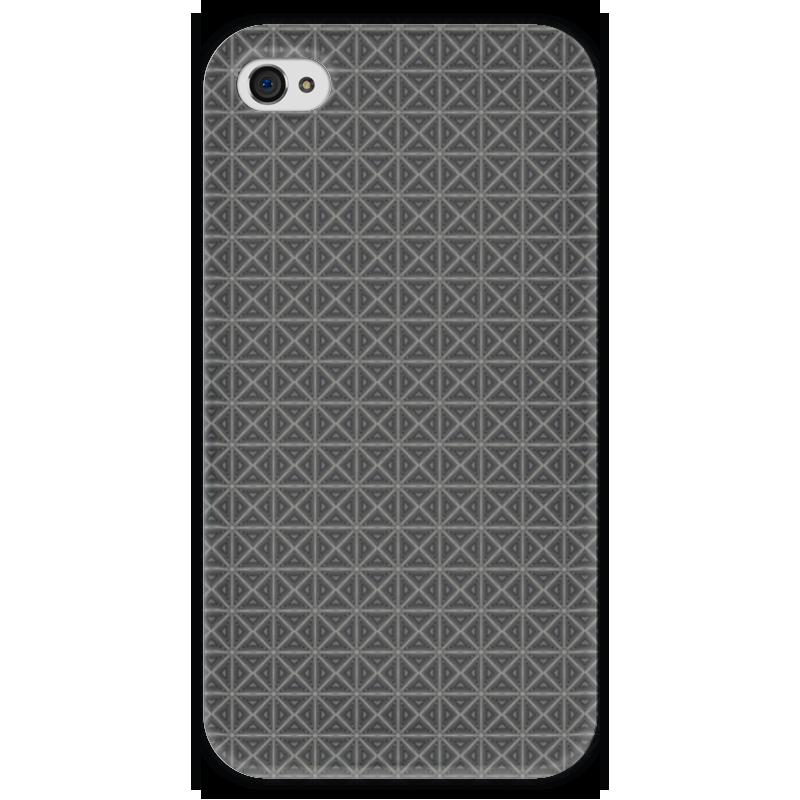 Чехол для iPhone 4 глянцевый, с полной запечаткой Printio Detroit чехол для iphone 4 глянцевый с полной запечаткой printio куртизанка courtesan after eisen