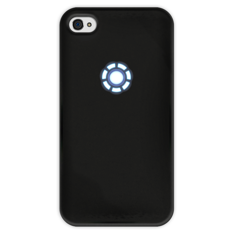 Чехол для iPhone 4 глянцевый, с полной запечаткой Printio Железный человек чехол для iphone 4 глянцевый с полной запечаткой printio эфиопка