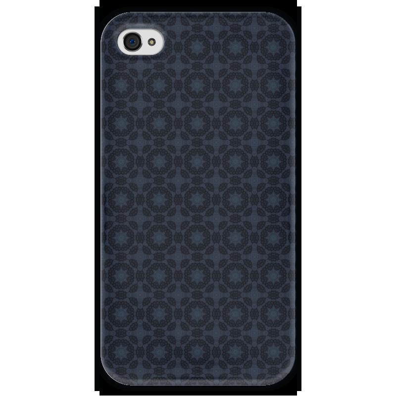 Чехол для iPhone 4 глянцевый, с полной запечаткой Printio Radar чехол для iphone 4 глянцевый с полной запечаткой printio челси