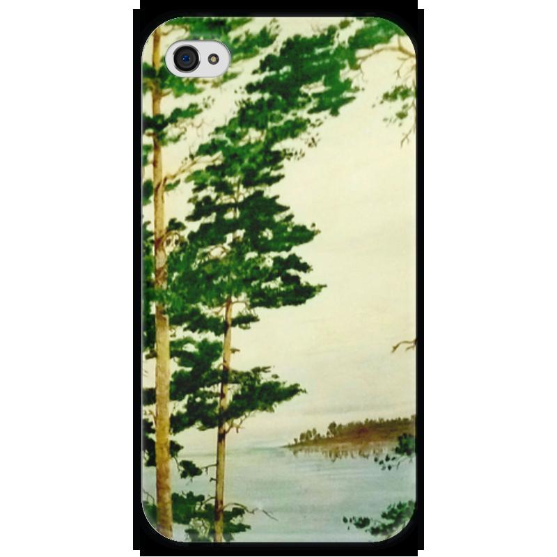 Чехол для iPhone 4 глянцевый, с полной запечаткой Printio На днепре куплю днепр чоппер в донецке