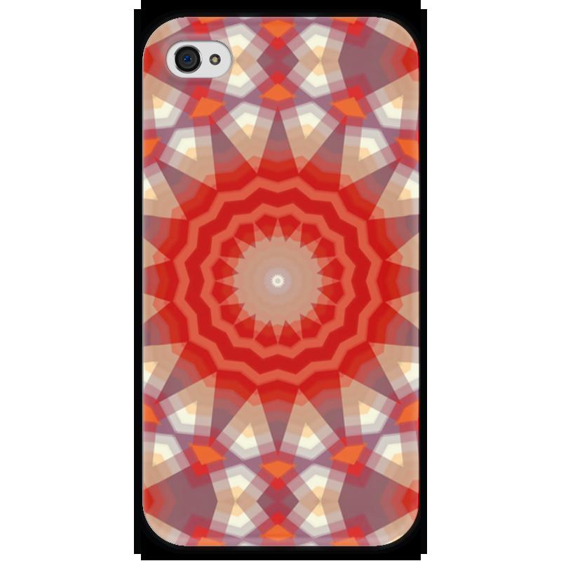 Чехол для iPhone 4 глянцевый, с полной запечаткой Printio Sihaya чехол для iphone 4 глянцевый с полной запечаткой printio иллидан
