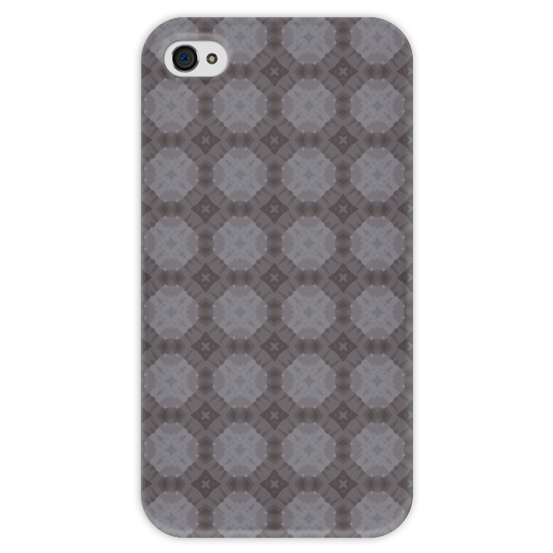Чехол для iPhone 4 глянцевый, с полной запечаткой Printio Static чехол для iphone 4 глянцевый с полной запечаткой printio иллидан