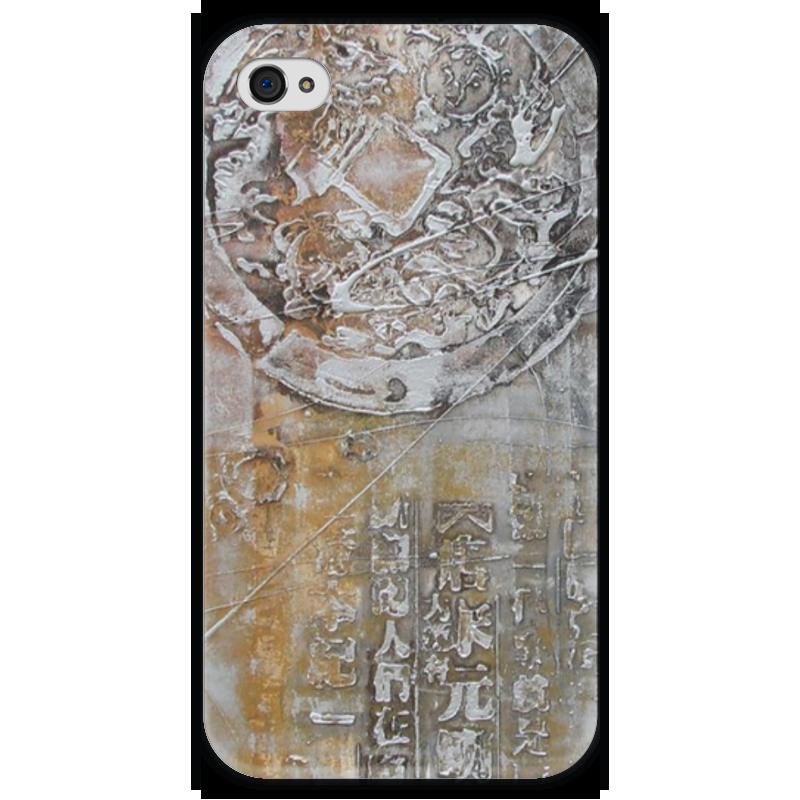 Чехол для iPhone 4 глянцевый, с полной запечаткой Printio Знаки чехол для iphone 4 глянцевый с полной запечаткой printio пиво