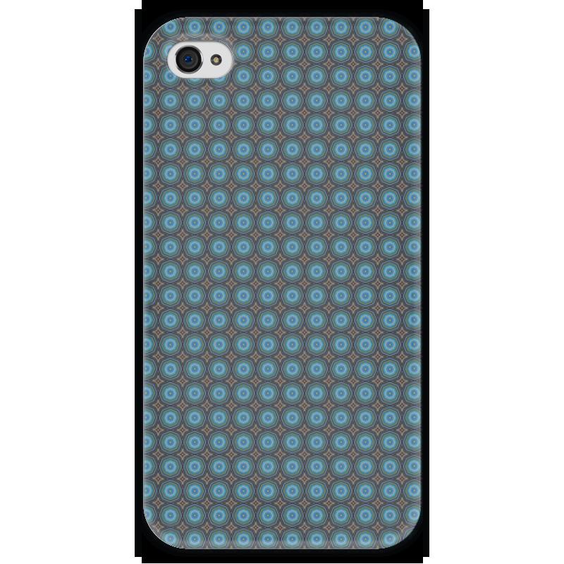 Чехол для iPhone 4 глянцевый, с полной запечаткой Printio Detroit чехол для iphone 4 глянцевый с полной запечаткой printio челси