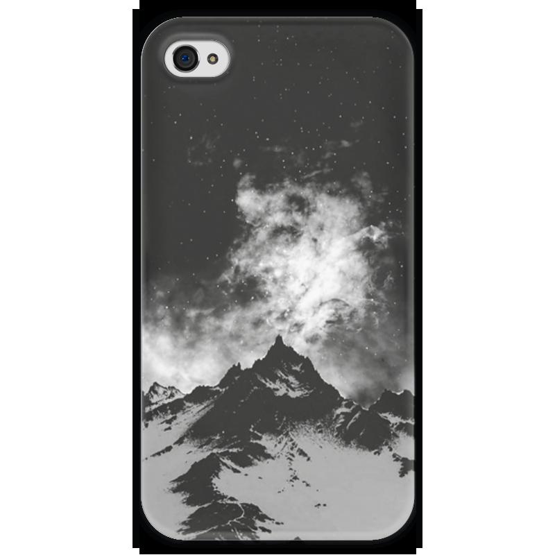 Чехол для iPhone 4 глянцевый, с полной запечаткой Printio Природа чехол для iphone 4 глянцевый с полной запечаткой printio суарес