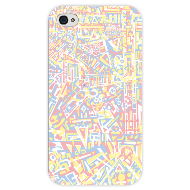Чехол для iPhone 4 глянцевый, с полной запечаткой Printio Plppgtysxxx132 чехол для iphone 4 глянцевый с полной запечаткой printio эфиопка