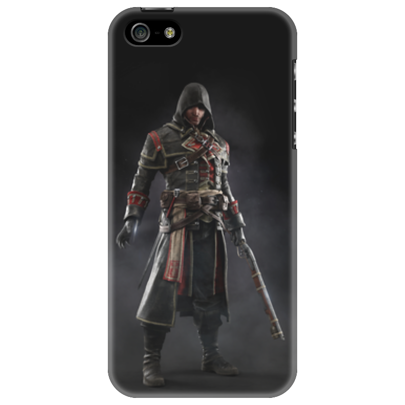 Чехол для iPhone 5 Printio Assassins creed (rogue)