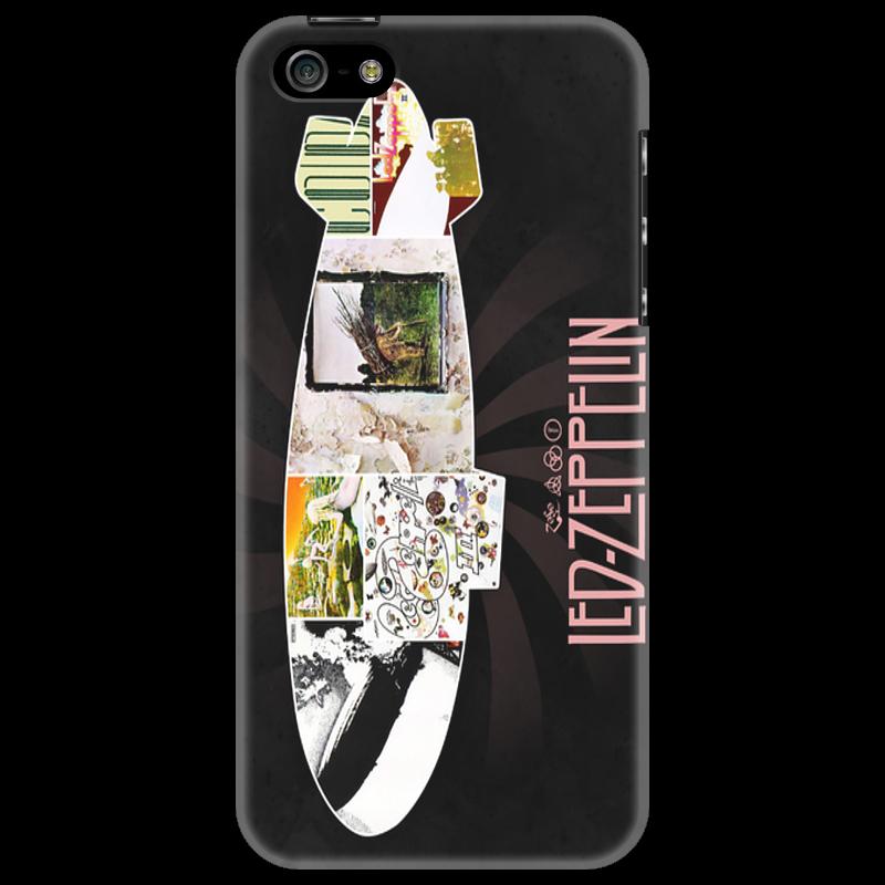 Чехол для iPhone 5 Printio Led zeppelin led zeppelin led zeppelin i deluxe edition 3 lp