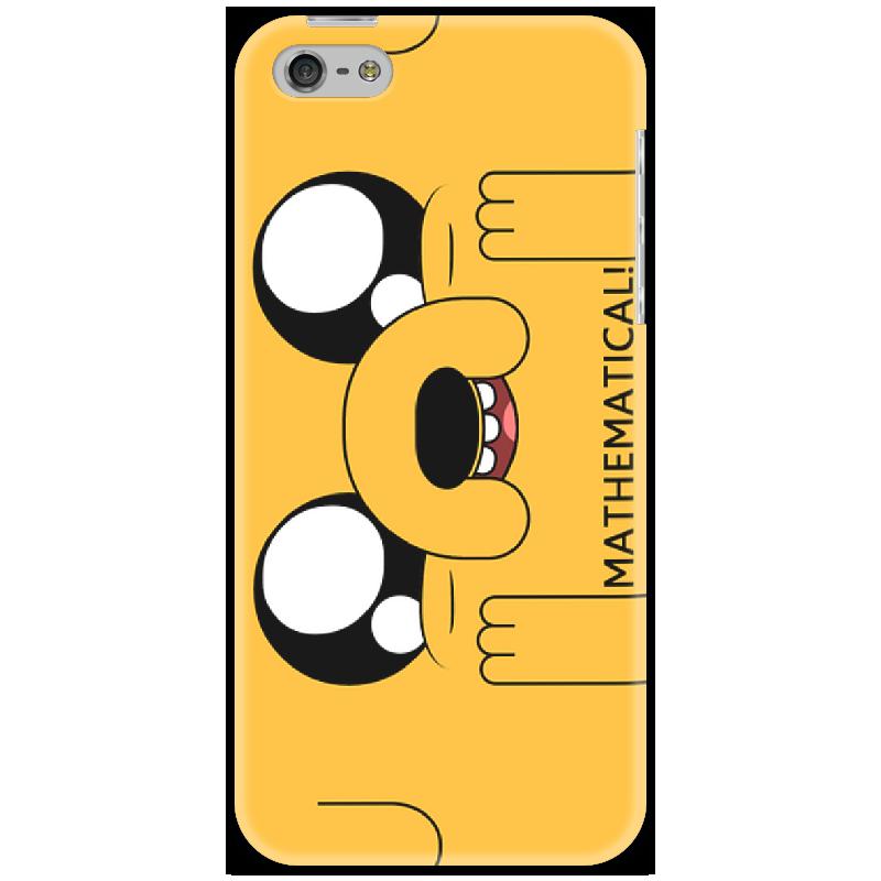 купить Чехол для iPhone 5 Printio Jake the dog недорого