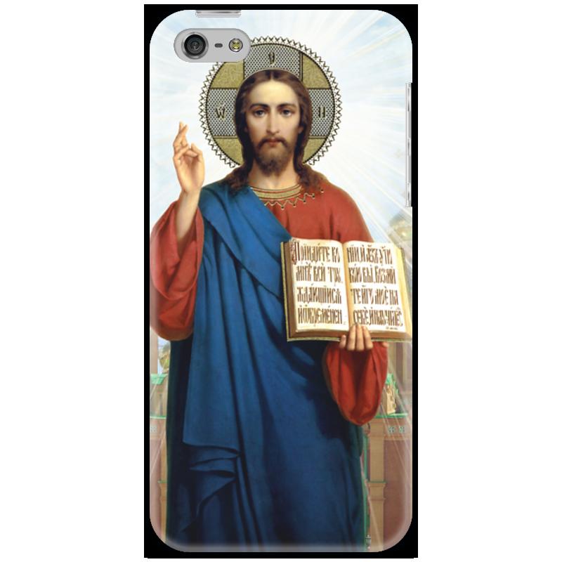 Чехол для iPhone 5 Printio Отче наш