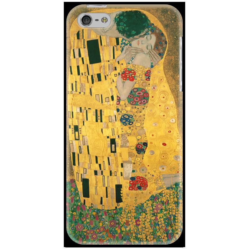 Чехол для iPhone 5 Printio Поцелуй (картина климта) гобелен 180х145 printio поцелуй картина климта