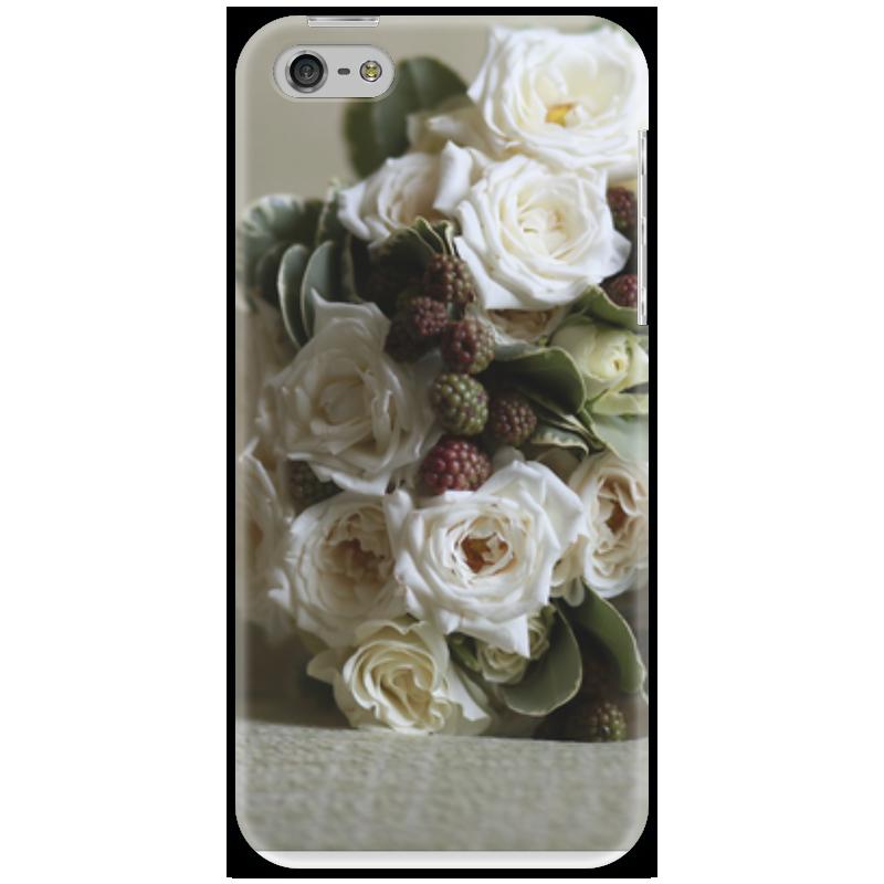 Чехол для iPhone 5 Printio Нежность