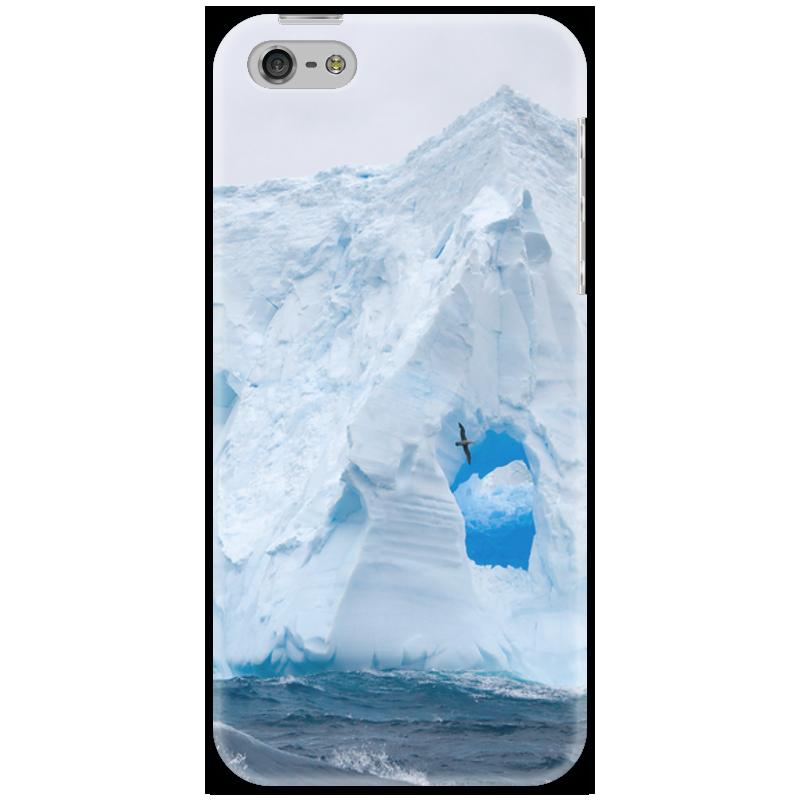Чехол для iPhone 5 Printio I ice чехол sonyericsson ice 45 москва