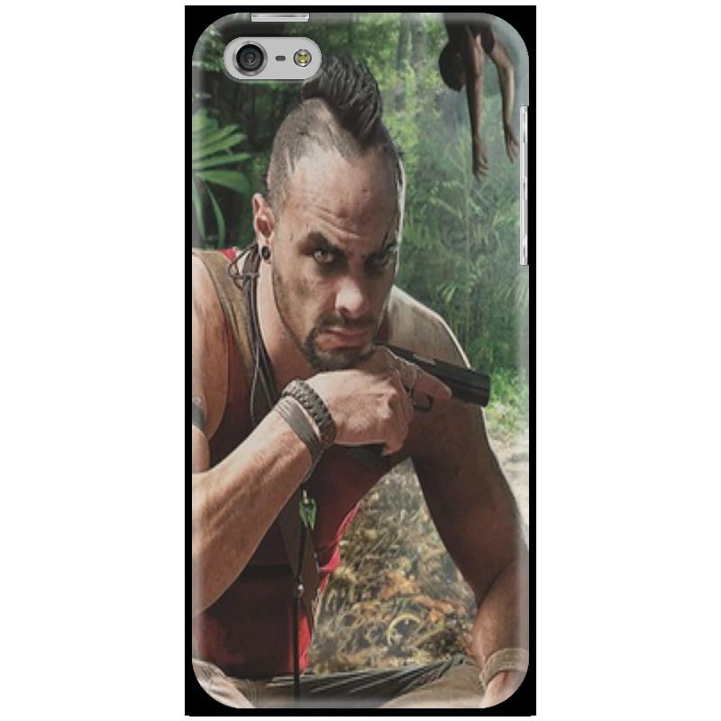 Чехол для iPhone 5 Printio Farcry3 чехол