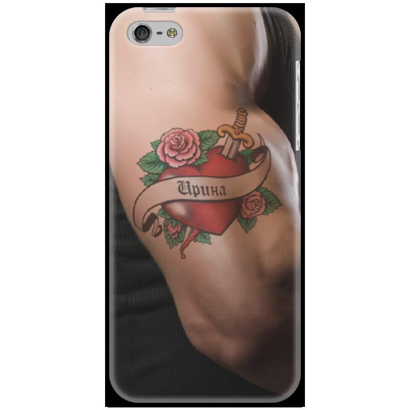 Чехол для iPhone 5 Printio Ирина ирина горюнова армянский дневник цавд танем