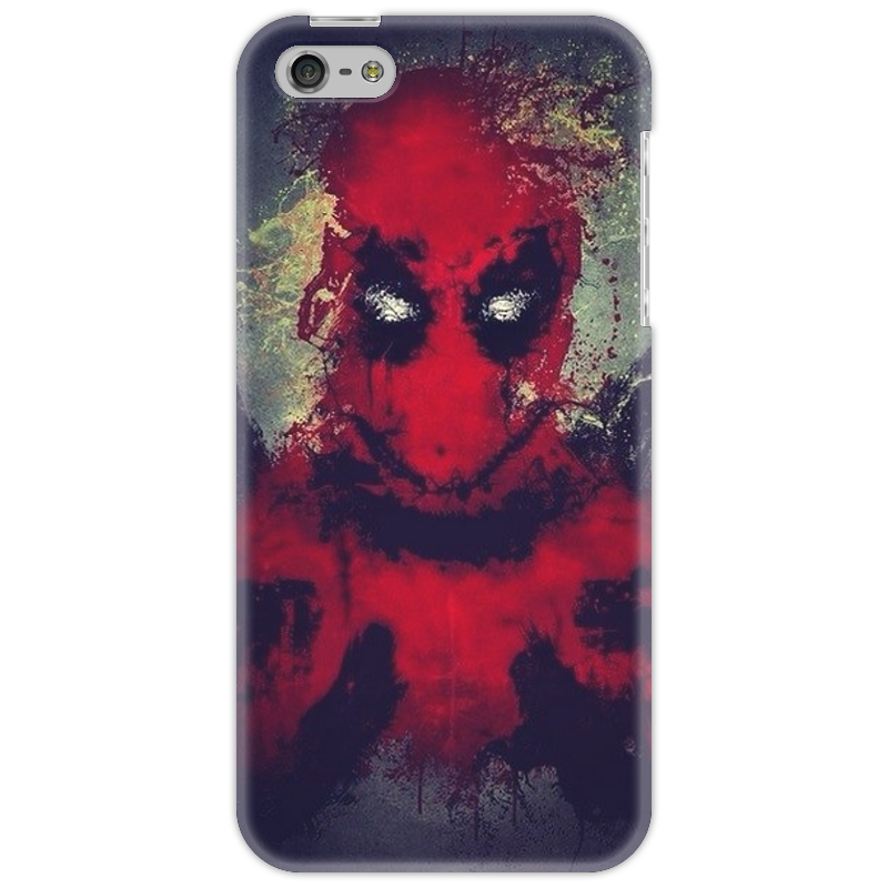 Чехол для iPhone 5 Printio Deadpool iphone цена