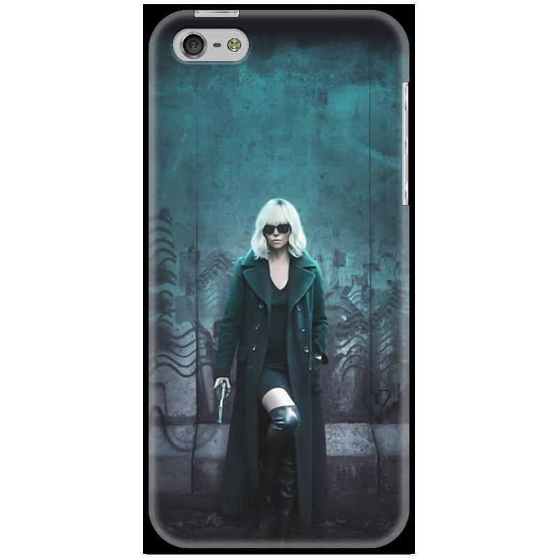 Чехол для iPhone 5 Printio Взрывная блондинка борис херсонский одесский дневник 2015–2016 взрывная волна
