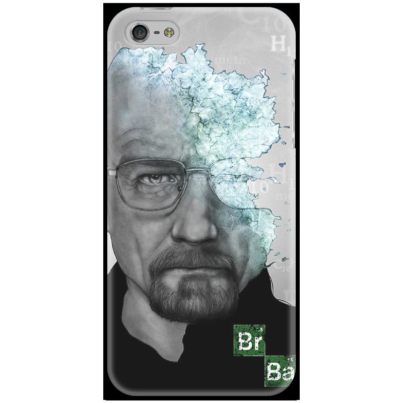 Чехол для iPhone 5 Printio breaking bad 5 купить чехол для айфона 4 с камнями