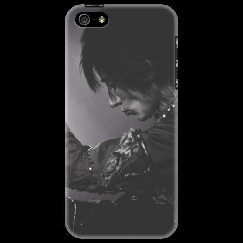 Чехол для iPhone 5 Printio Земфира чехол для iphone 5 printio brain salt