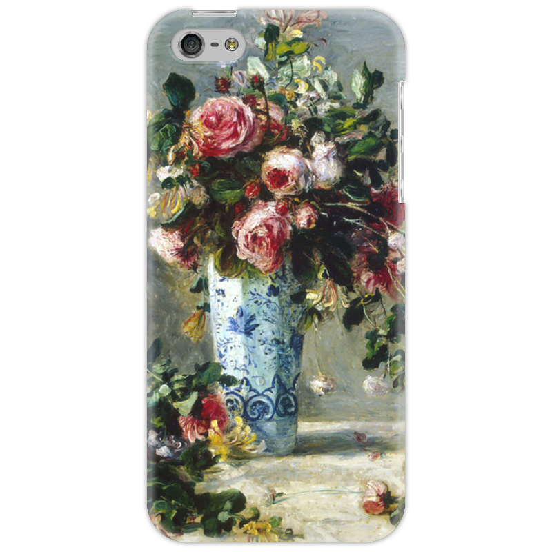 Чехол для iPhone 5 Printio Картины