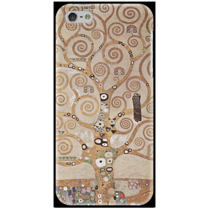 Чехол для iPhone 5 Printio Древо жизни
