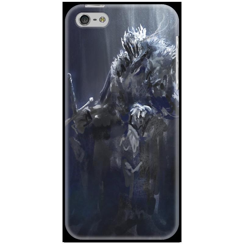 Чехол для iPhone 5 Printio Ice warrior чехол sonyericsson ice 45 москва