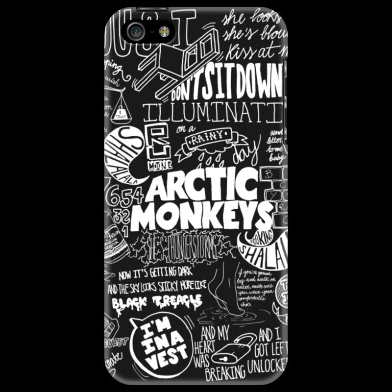 Чехол для iPhone 5 Printio Arctic monkeys arctic monkeys am
