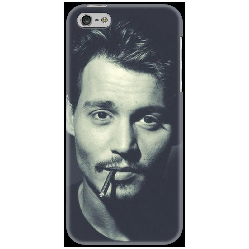 купить Чехол для iPhone 5 Printio The classy case #10 недорого