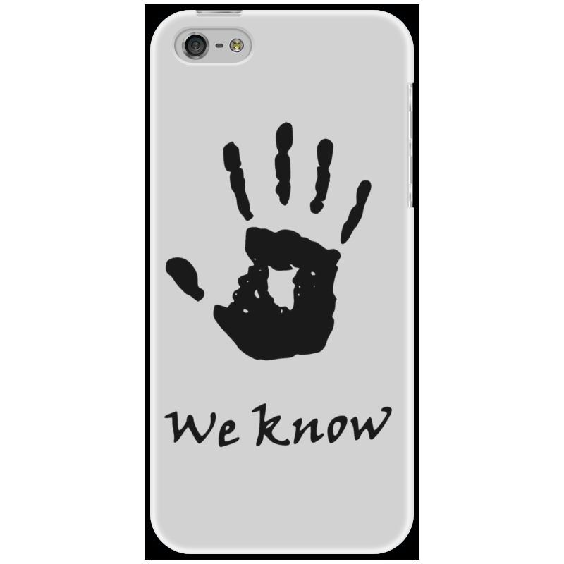 Чехол для iPhone 5 Printio Темное братство tes 5 skyrim русская версия xbox 360